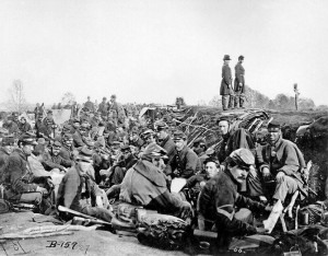 Siege of Petersburg