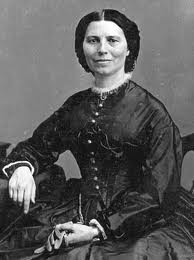 Clara Barton Civil War nurse